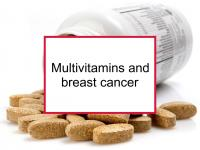 Multivitamins and breast cancer