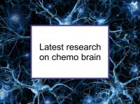 Latest research on chemo brain