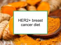HER2+ breast cancer diet